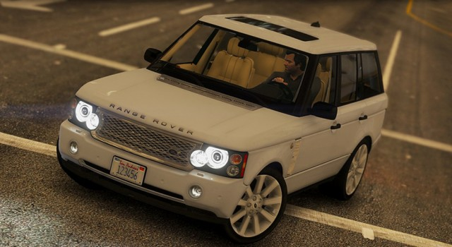 Range Rover Supercharged 2008 (Add-On/Replace) v3.0