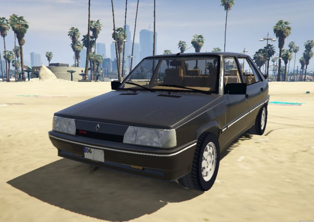 Renault 11 Flash Turbo v1.2