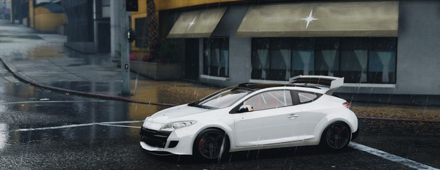 Renault Megane RS (Add-On) v1.0