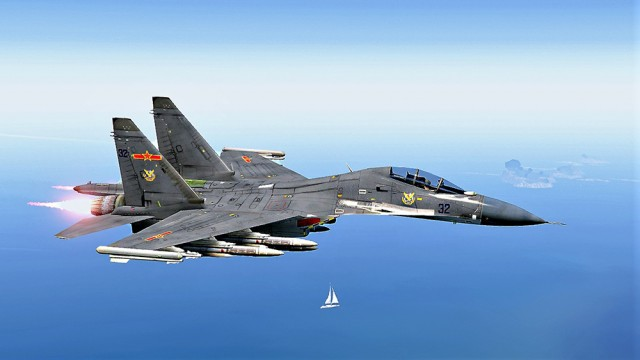 Sukhoi Su-30MKK HQ (Add-On/Replace) v1.3