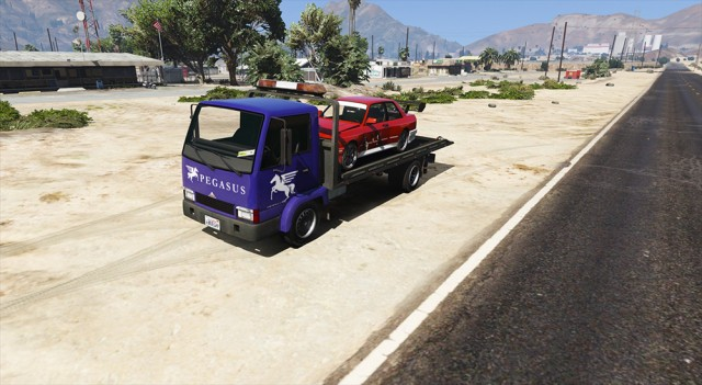 Towing Service v2.2