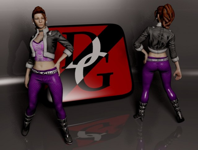 Shaundi (Saints Row The Third)