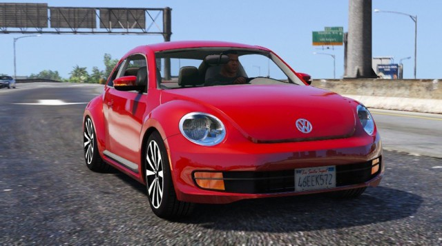 Volkswagen Beetle 2013 (Add-On/Replace) v1.2