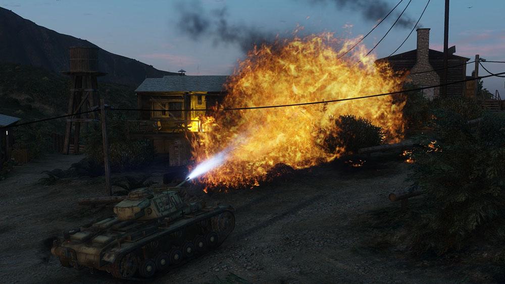 завтра картинки огнеметных танков поздравления