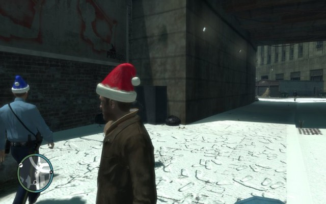 Santa Claus Hat for Niko