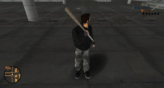 Weapons from Saints Row: The Third GTA III