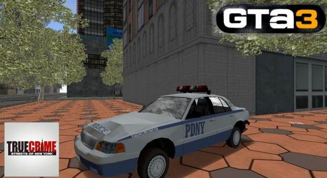 Police from True Crime: New York City