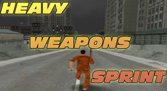 Heavy Weapons Sprint