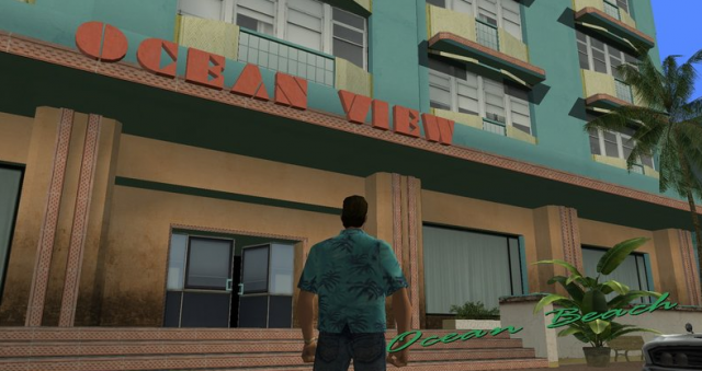 Ocean View Hotel HD Remake