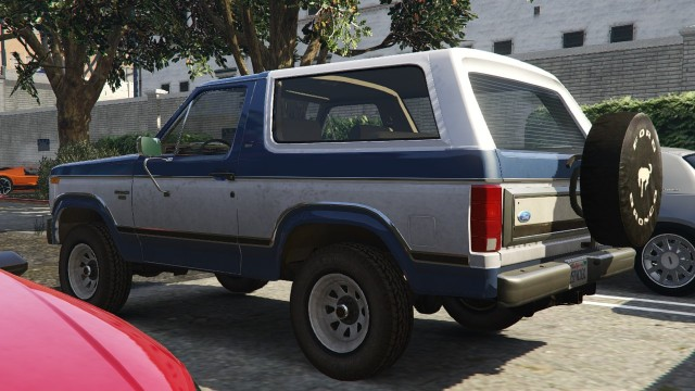 Ford Bronco 1982-86 (beta)
