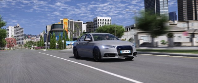 Audi A6 2015 (Add-on/Replace) v1.0