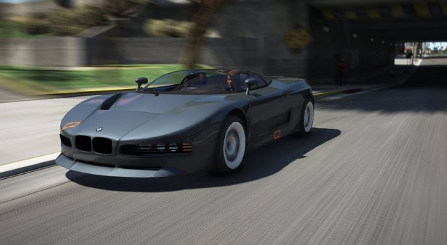 BMW Italdesign Nazca C2 1992 (Add-On/Replace) v1.0