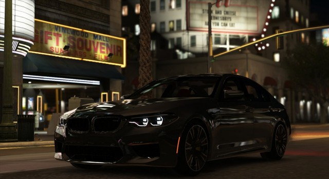 BMW M5 F90 2018 (Add-On) v1.2