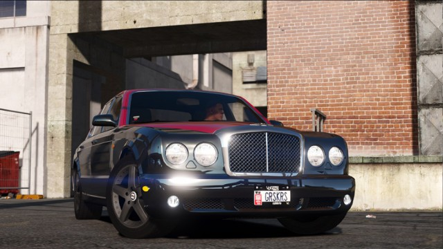 Bentley Arnage T v1.0
