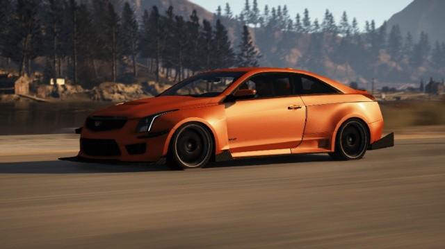 Cadillac ATS-V Forza Edition 2016 (Add-On)