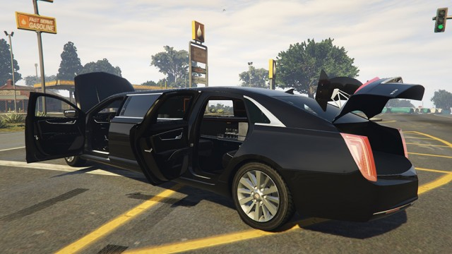 Cadillac XTS Royale (Add-On)