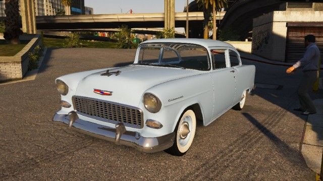 Chevrolet 150 1955 (Add-On) v1.2