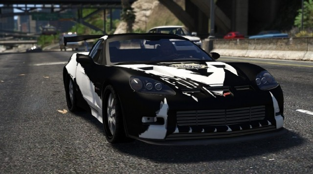 Chevrolet Corvette CROSS v1.0