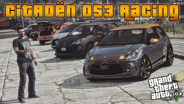 Citroën DS3 Racing 2011 (Add-on/Replace) v1.0