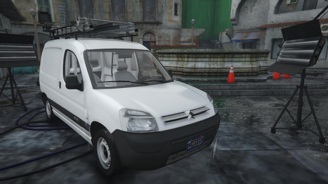 Citroen Berlingo (Add-On/Replace) v1.2
