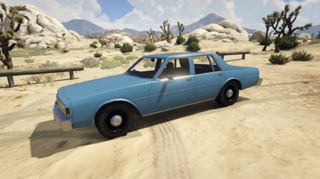 Declasse Brigham (Add-On/Replace) v1.1