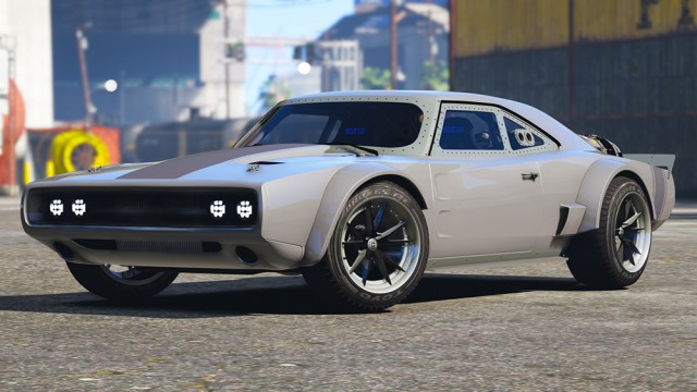 Dodge Charger Fast & Furious 8 (Add-On/Replace) v1.5