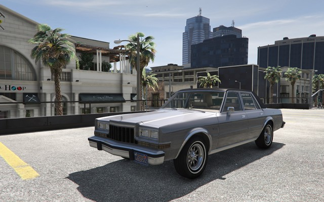 Dodge Diplomat 1983 (Add-On/Replace) v2.1