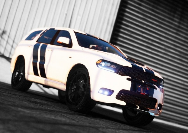 Dodge Durango SRT 2018 (Add-On\Replace) v1.9.1