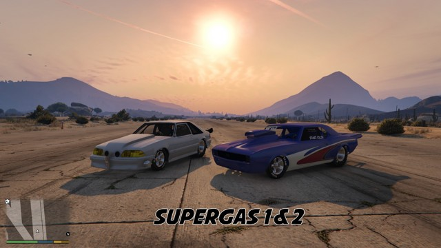 Drag Racing Pack v1.0
