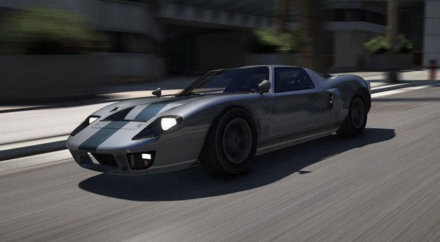 Ford GT40 MkI 1965 (Add-On/Replace) v1.0