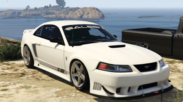 Ford Mustang Saleen 2000 (Add-On) v0.1