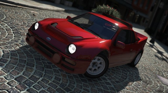 Ford RS200 1985 (Add-On/Replace)