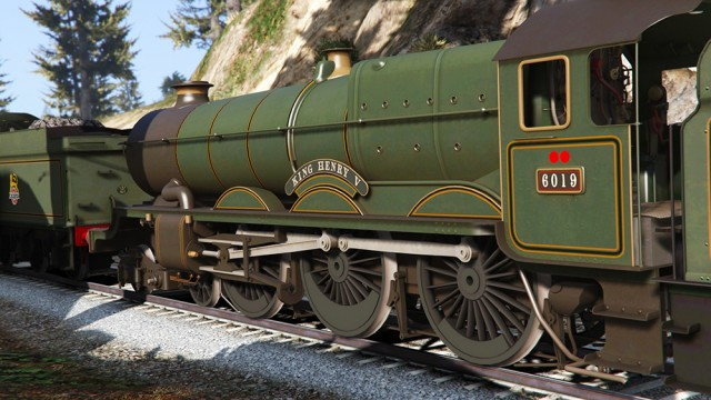 GWR King Class Locomotives (Add-On) v1.0