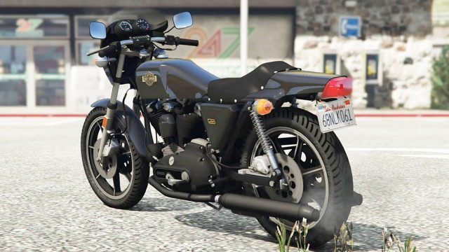 Harley-Davidson XLCR (Add-On) v1.0