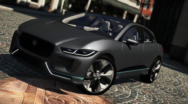 Jaguar I-Pace 2016 (Add-On)