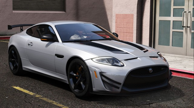 Jaguar XKR-S GT 2015 (Add-On) v1.5