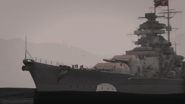 KMS Bismarck (Add-On) v1.1