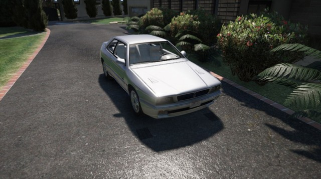 Maserati Ghibli II (Add-on/Replace) v1.0