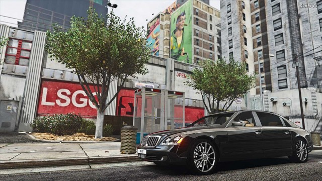 Maybach 62S Zeppelin (Add-On/Replace) v1.0