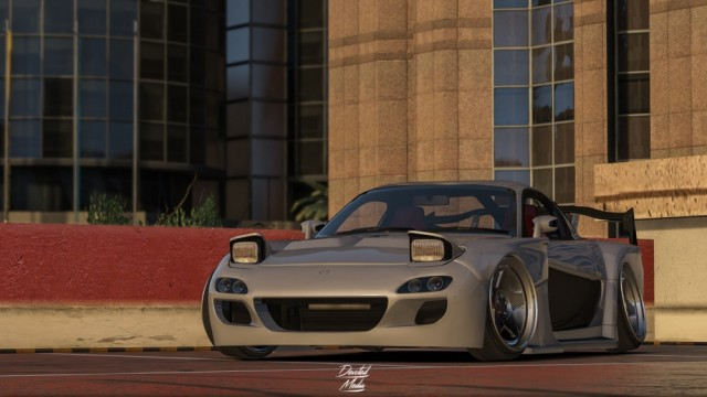 Mazda RX-7 (Add-On) v0.1