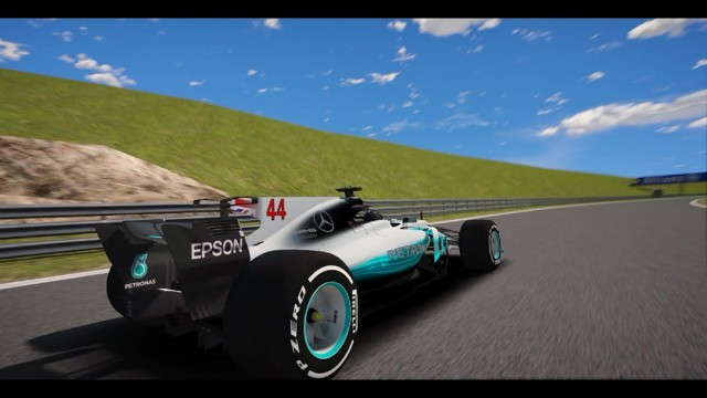 Mercedes AMG F1 W08 (Add-On/Replace) v2.2