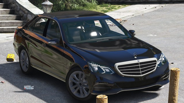 Mercedes-Benz E-Klasse 2014 (Add-On/Replace) v2.0