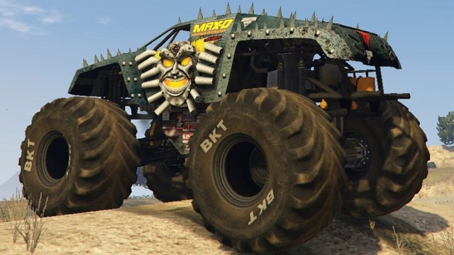 Monster Jam: Max-D Maximum Destruction! v1.0