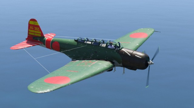 Nakajima B5N2 Kate Torpedo Bomber (Add-On) v1.0