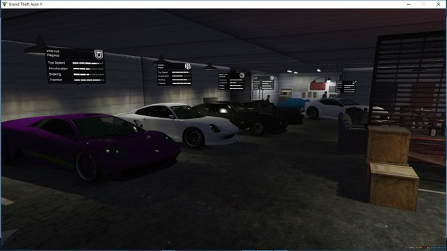 Need For Speed Garage v4.0