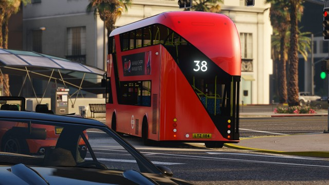 New Bus for London (Borismaster) v1.1