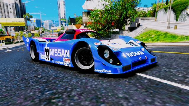 Nissan R91CP #23 1991 (Add-On/Replace) v1.2