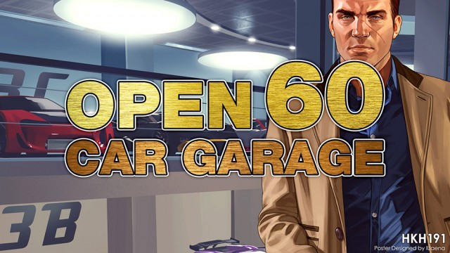 Open 60 Car Garage v1.1