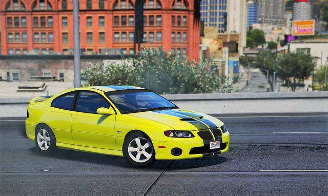 Pontiac GTO 2006 (Add-On/Replace) v1.2