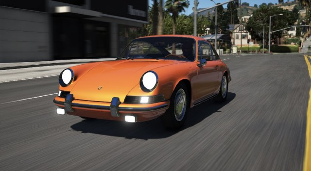 Porsche 911 Type (901) 1964 (Add-On/Replace) v1.1
